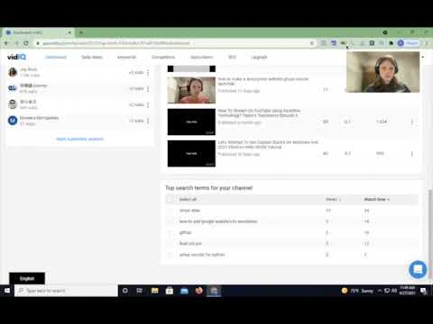 Vidiq Extension And Vidiq App Accessibility Review 2021: Taylor's Teardowns Episode 6