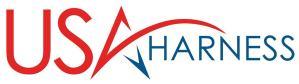 USA Harness Logo
