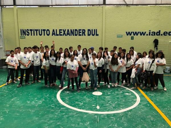 Generación 2018 - 2021 | Bachillerato