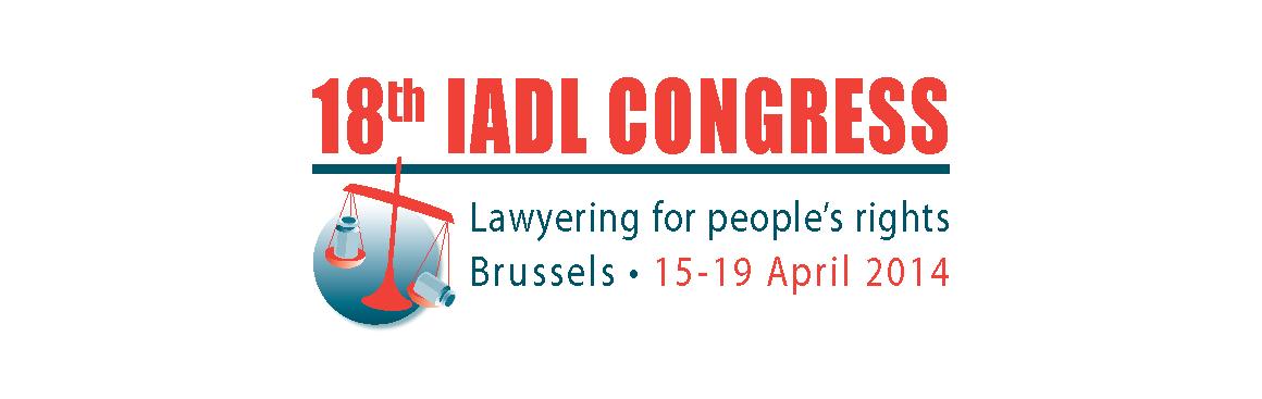 IADL XVIII Congress Brussels 2014 | International