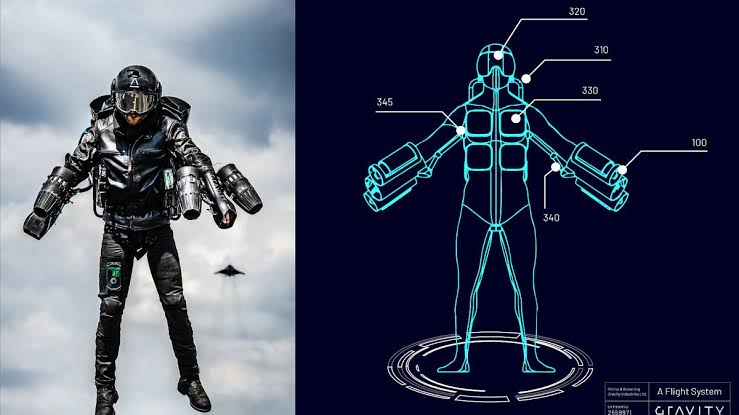Introducing Human Jet Suits Into The Special Forces
