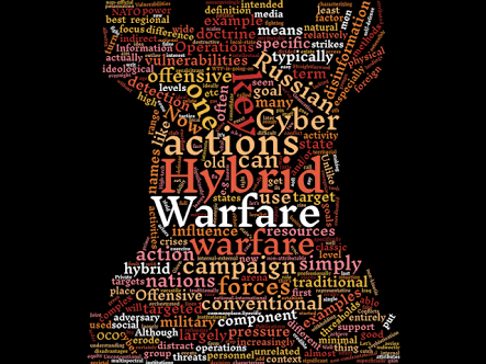 Difference Between Conventional Warfare, Sub-Conventional Warfare and Hybrid Warfare
