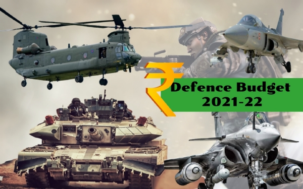 Defence Budget 2021-22