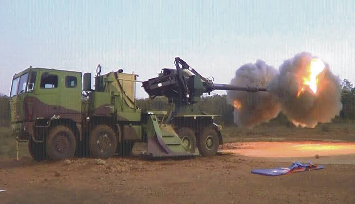 Indian Army issues RFI for 155 mm/ 52 Calibre Mounted Gun System