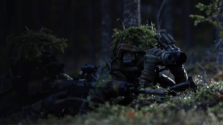 Listing the Requirement of Night Vision Devices (NVDs) in Armed Forces