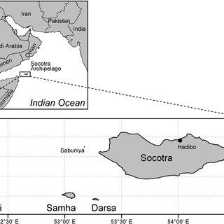 Socotra: An Island of Strategic Importance