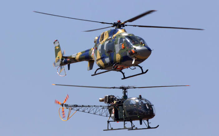 Army to Get Indigenous Light Helicopters by Dec. 2022