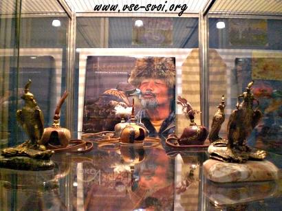 Falconry Museum, Klyazma Forest-Park (Russia)