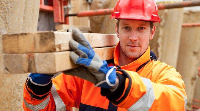 General contractor construction worker