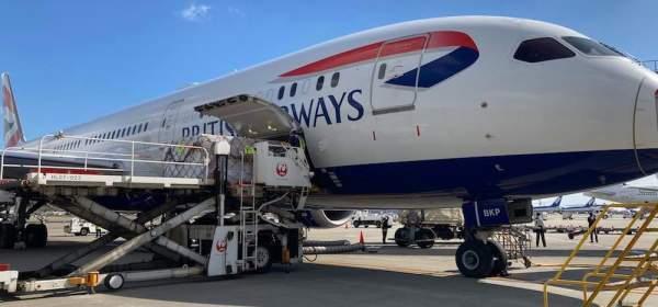 IAG Cargo resumes Tokyo services