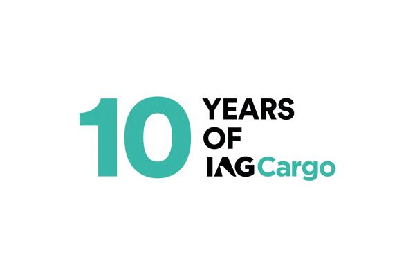 10 years of IAG Cargo