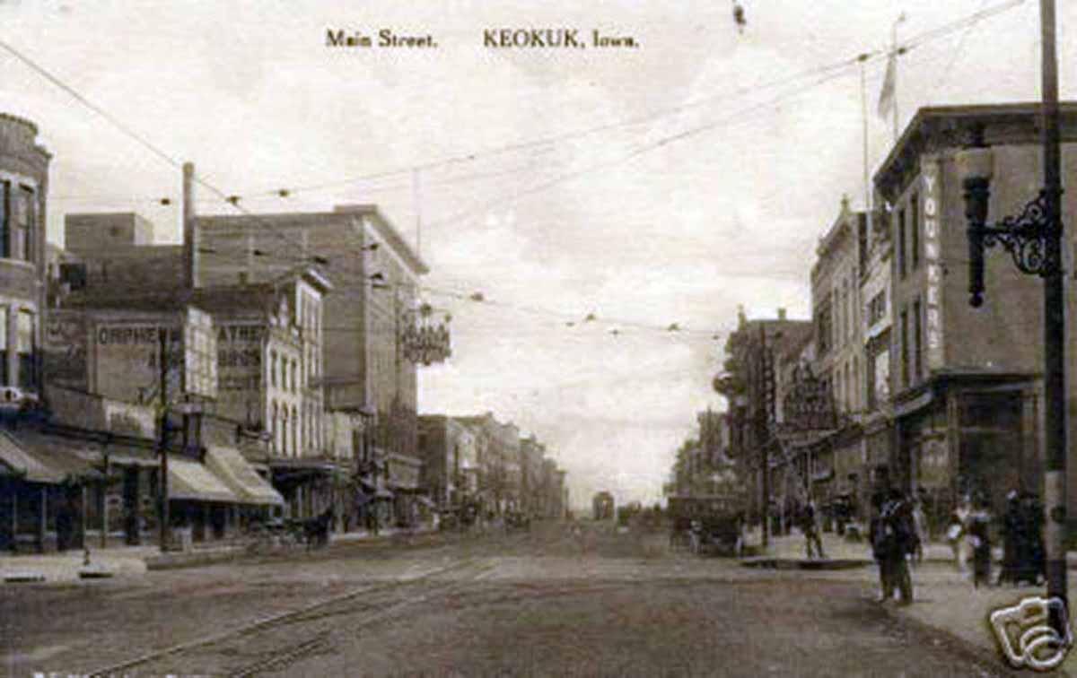 Lee County Iagenweb Photos Of Old Keokuk