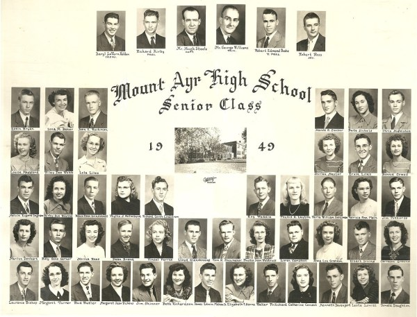 Ringgold County IAGenWeb Project ~ MACHS Class of 1949