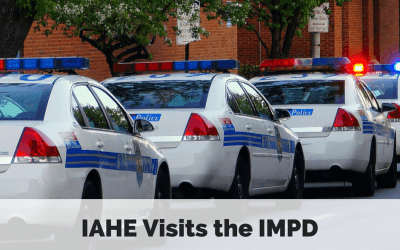 IAHE Visits the IMPD