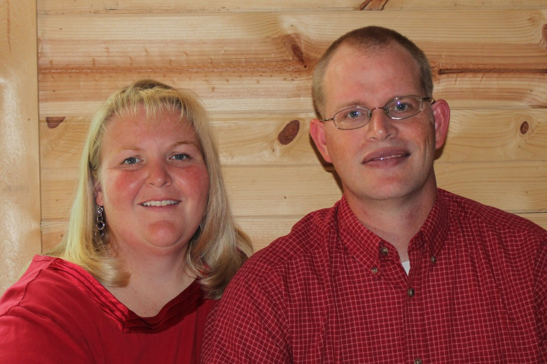 Jason and Stacy Hanaway