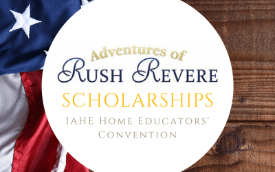 Convention scholarships available from Rush Revere!
