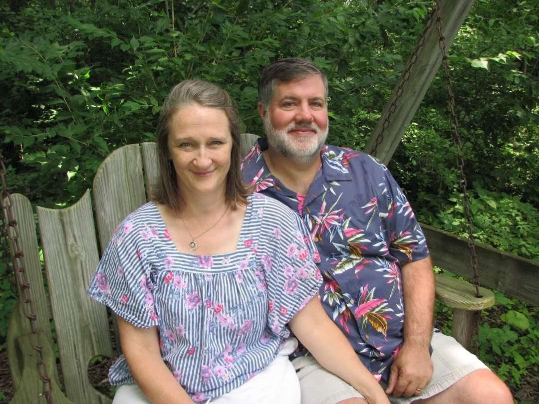 Steve and Rebbeca Barnes