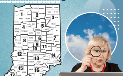 NEW IAHE Regions! Just in time for Back-to-School help!