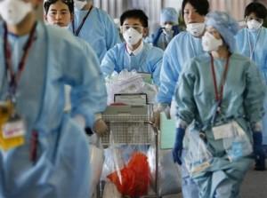 APTOPIX Japan Swine Flu