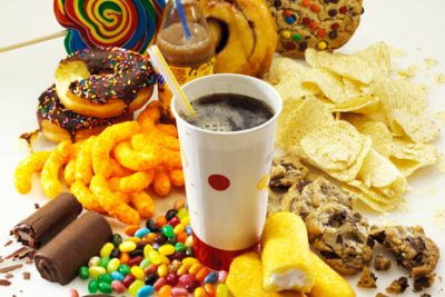 10 Unhealthy Foods for Children