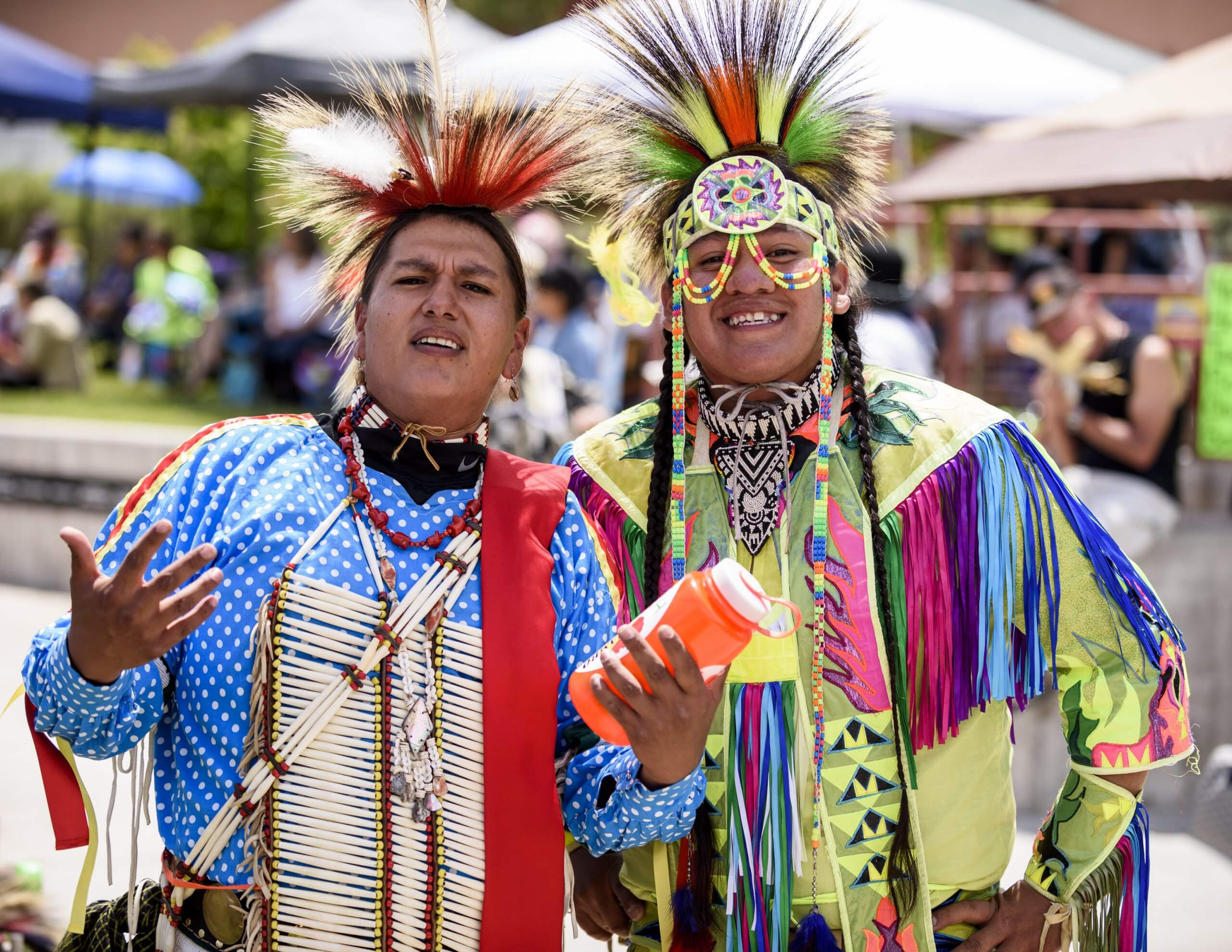 Iaia Spring Powwow Gt Institute Of American Indian