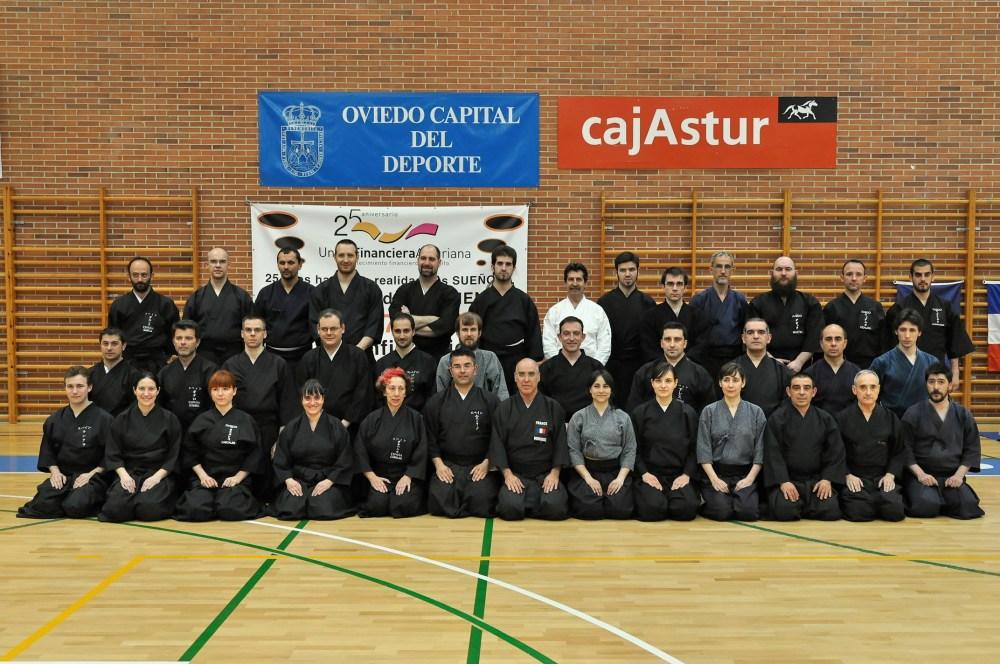 II Copa de Asturias de Iaido (1/4)