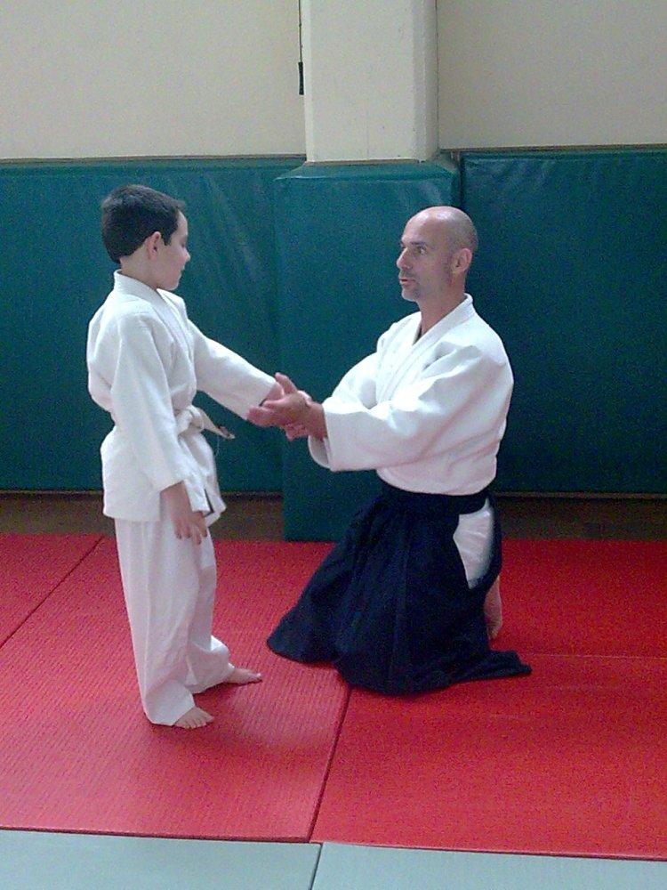 Curso de Aikido. Guillermo Pérez 5º Dan (2/4)