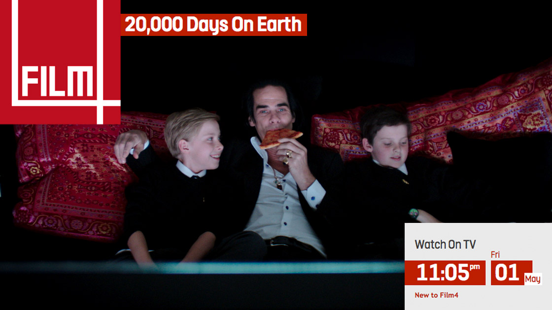 20,000 Days on Earth on TV