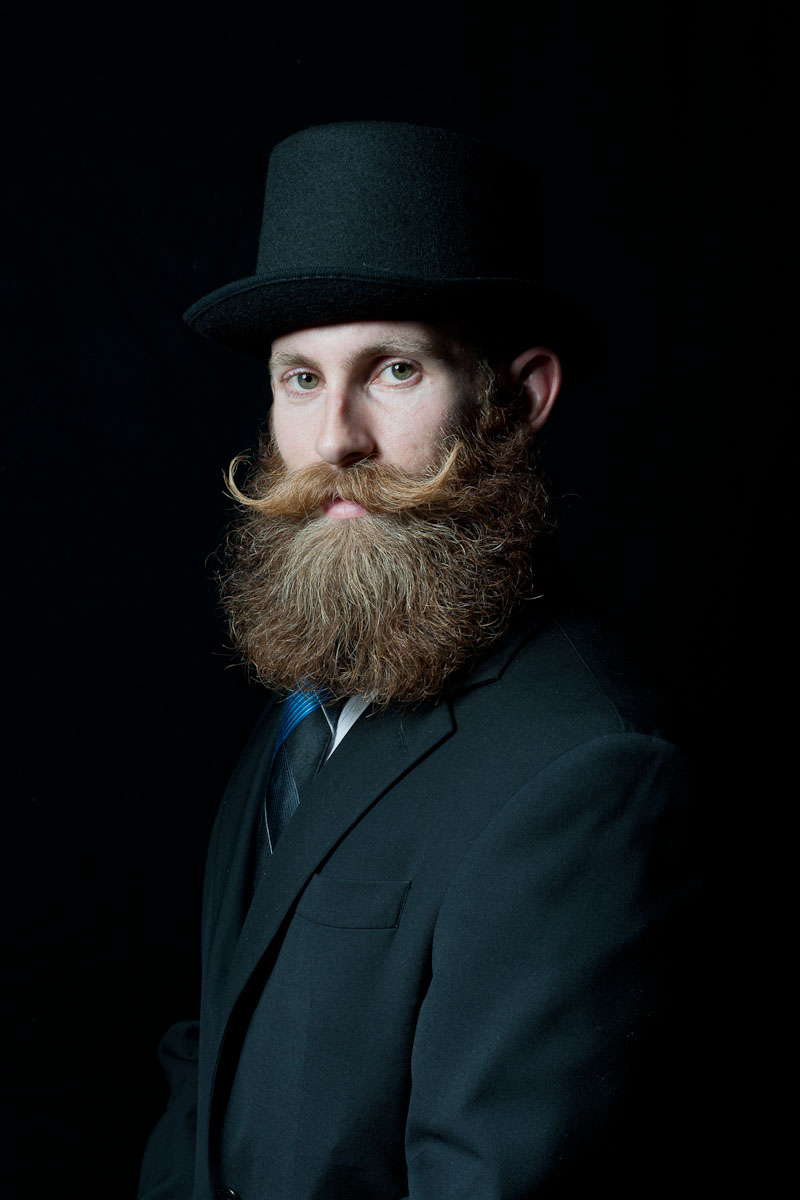 The British Beard And Moustache Championships 2012
