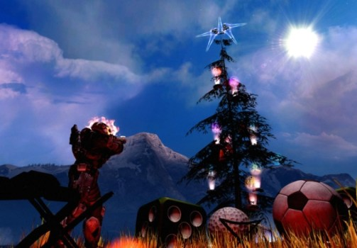 Screenshot of the week: Merry Christmas!