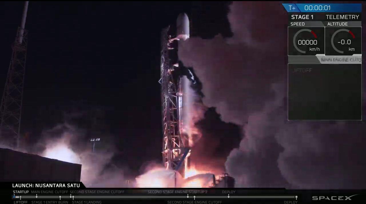 Israeli Spacecraft Beresheet Launched to the Moon 1
