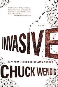 Chuck Wendig's Invasive