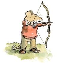 archery-steve