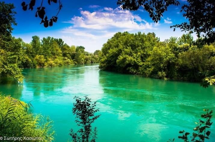 Αχελώος: Ο ποτάμιος θεός, η πάλη με τον Ηρακλή και τα πλούσια νερά του!