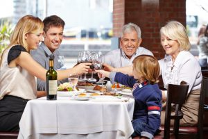 Dinner Party Estate Planning