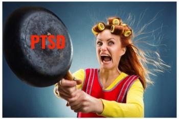 VA PTSD Anger