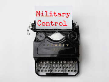Military Control