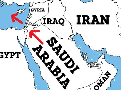 USA Russia & China in the Middle East : Alliances ...