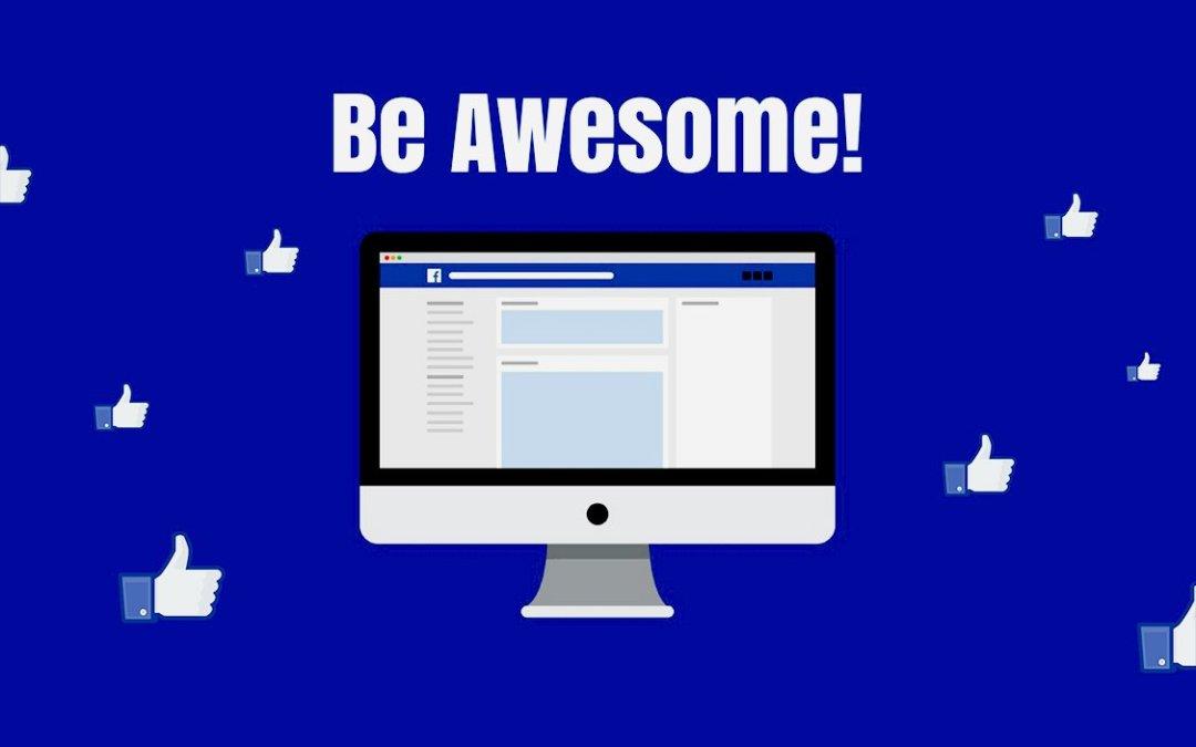 8 Tips για μία Φοβερή Σελίδα στο Facebook!
