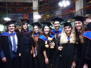 Image of graduates from LLM