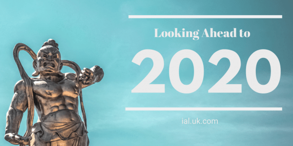 Looking Ahead to 2020
