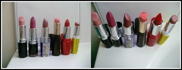 My Collection: Lips