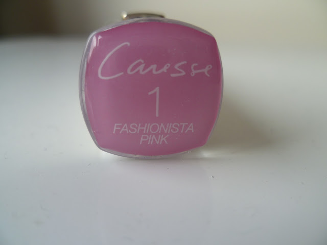 REVIEW: L'Oreal Rouge Caresse in Fashionista Pink
