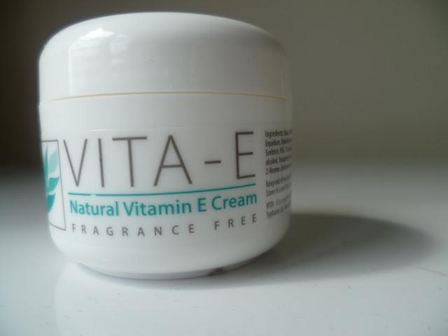 REVIEW: Vita-E Natural Vitamin E Cream