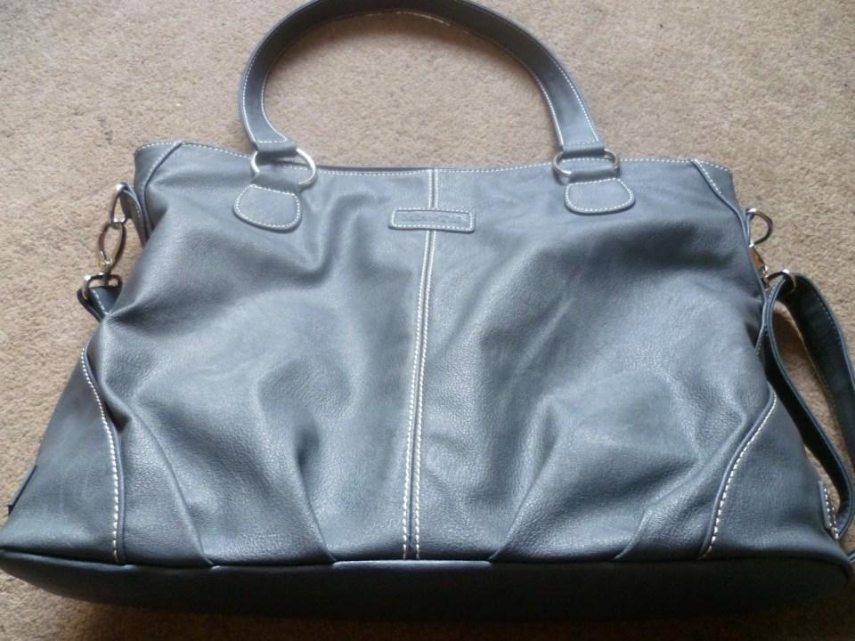 Mia Tui 'Ella' Changing Bag & Handbag – What Every Mum Needs