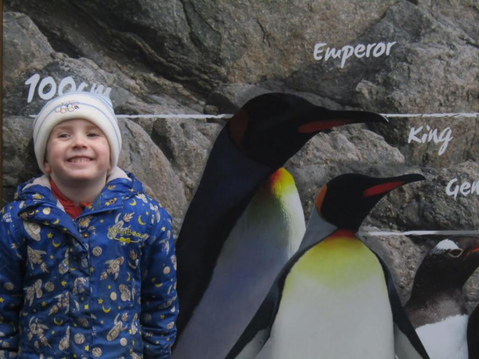 Our First Family Day Out At Paradise Wildlife Park