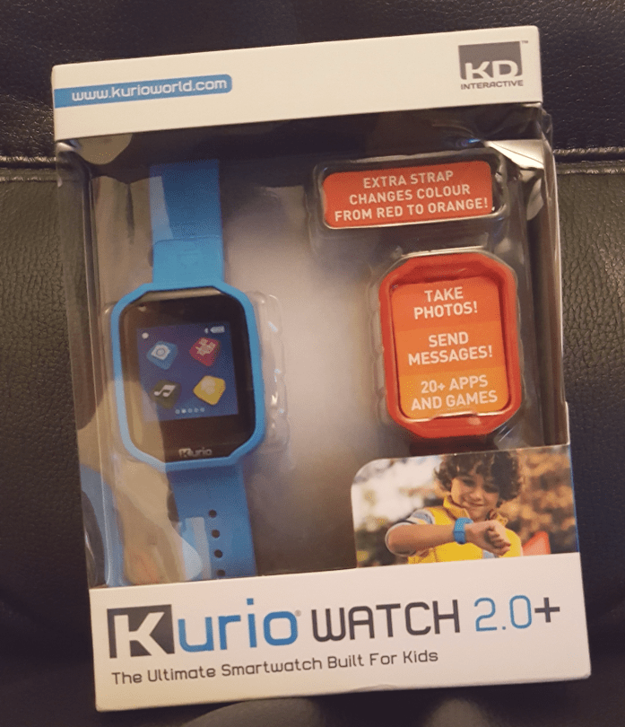 Kurio Watch 2.0 Boxed