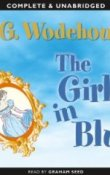 AudioBook Review: The Girl in Blue by P.G. Wodehouse
