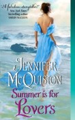 Summer is for Lovers by Jennifer McQuiston ~ Review and Giveaway