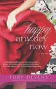 AudioBook Review:  Happy Any Day Now by Toby Devens